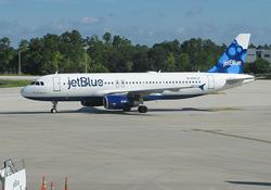ジェットブルー航空のA320型機