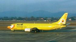 ノック・エアのB737型機