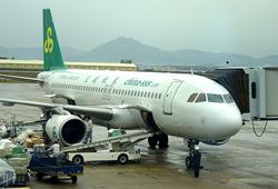 春秋航空のA320-200