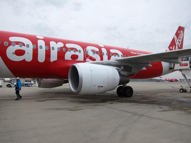 搭乗機-エアバスA320